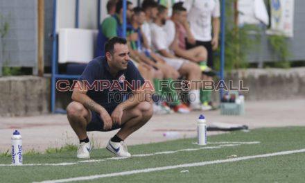 Real San Gennarello, divorzio con il tecnico Di Martino