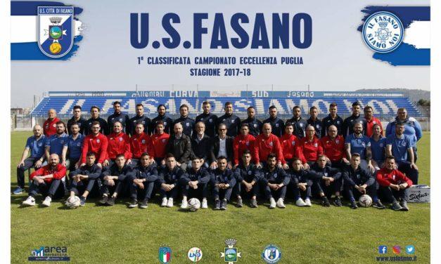 Serie D, Fasano: ritiro fissato a Campitello Matese