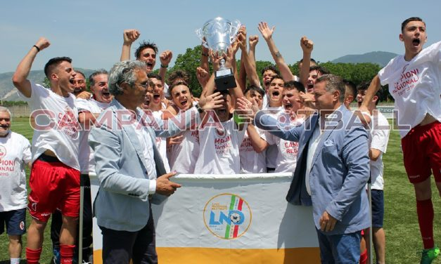 Campionato Regionale Under 15 (Giovanissimi) 2018/19: ufficializzati i 5 gironi