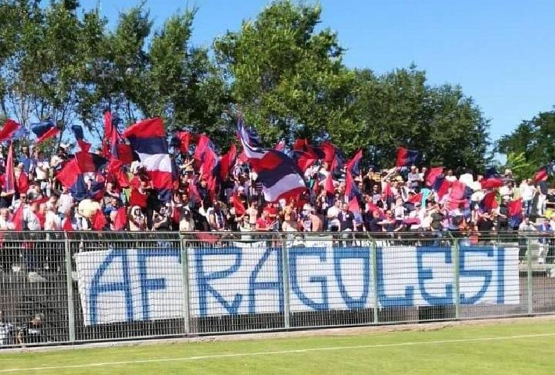 Afragolese, mercoledì il primo test contro formazione di Serie C