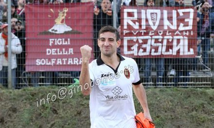 Massimo Conte impazza l'asta per il numero 7 che fa sognare