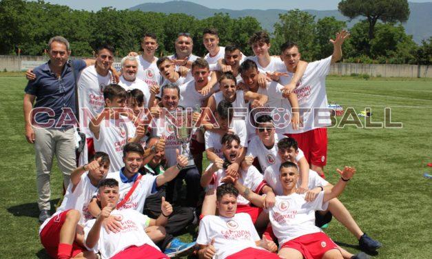 FOTO   Finale Mini Allievi: Turris-San Nicola 2-1