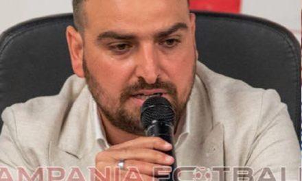 """Turris, le parole del DS Governucci: """"L'obiettivo è arrivare più in alto possibile"""""""