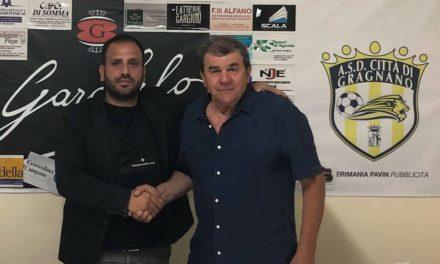 Danilo Leone conquista la serie D: sarà copresidente del Gragnano