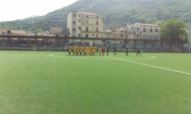 Prima Categoria, al Giffoni Sei Casali basta il 2-2 contro lo Sporting Audax e approda allo spareggio promozione