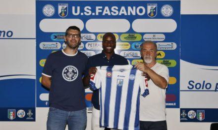 UFFICIALE | Serie D, il Fasano si rinforza in avanti: ingaggiato l'esterno offensivo portoghese Forbes