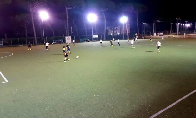 Sporting Campania, buono il primo test stagionale: battuto il Loggetta in amichevole 5-2