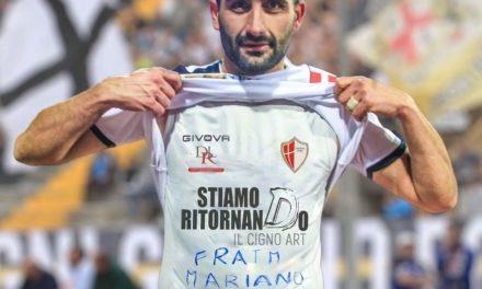 Esposito-Nola arriva la conferma: l'attaccante ex Savoia ha svolto il primo allenamento stagionale con i bianconeri
