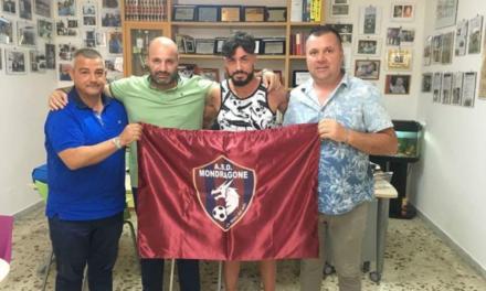 Eccellenza , Mondragone piazza il colpo in difesa con Mario Severino