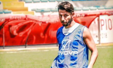 Falanga, prossimo acquisto del Savoia: il calciatore si allena già con la squadra