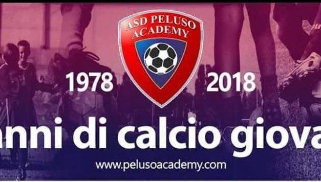 VIAGGIO NELLE SCUOLE CALCIO | Peluso Academy, 40 anni di esperienza con i giovani