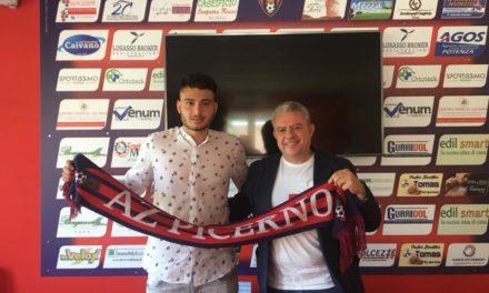 UFFICIALE | Serie D: il portierino Fusco firma con l'Az Picerno
