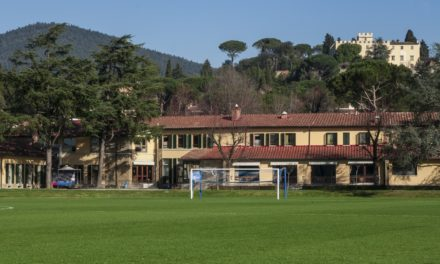 Equipe Campania, domenica 22 luglio amichevole a Coverciano