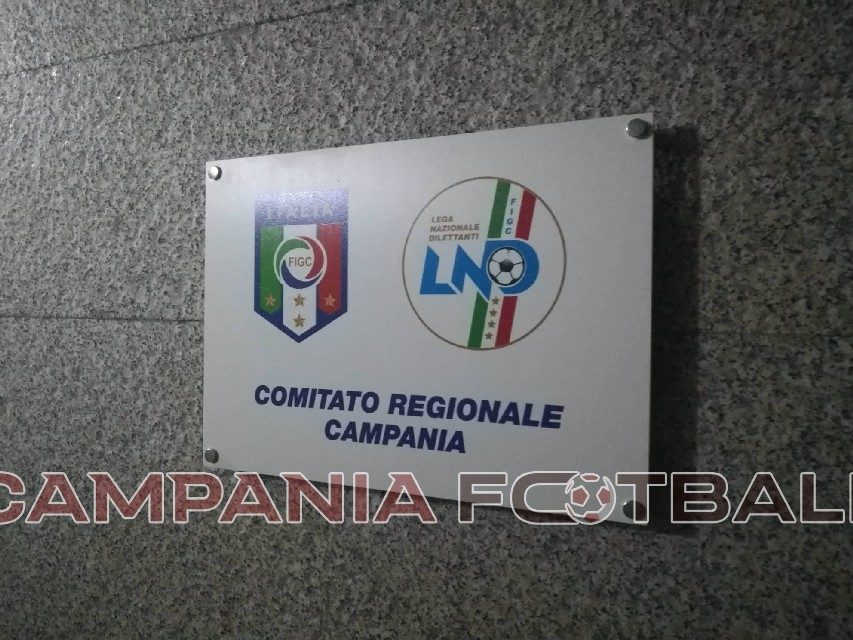 Elezioni Presidente e Consiglio Figc Campania: appuntamento ad Avellino il 10 Giugno