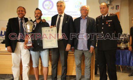 FOTO | Premiazioni società Irpine vincitri nella stagione 2017/18