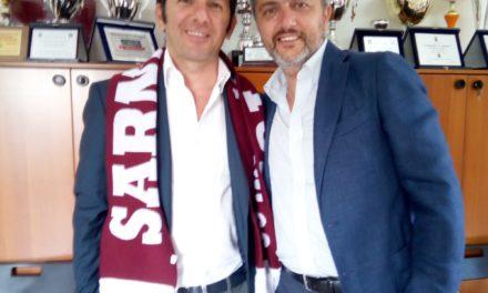 UFFICIALE | Pompilio Cusano nuovo allenatore della Sarnese