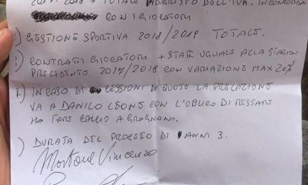 """Danilo Leone una furia: """"Gragnano successe cose assurde, ecco la verità"""""""