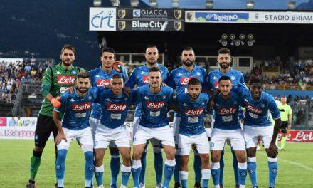 #DimaroCF | Napoli-Carpi 5-1: uno spettacolo la seconda a Trento