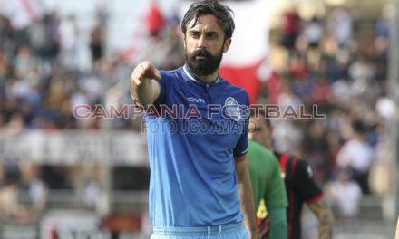 UFFICIALE | Serie D, la Gelbison riabbraccia Pascuccio: il difensore ritorna in rossoblù