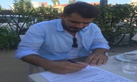 UFFICIALE | Promozione, la Calpazio ha il suo nuovo bomber: c'è la firma dell'ex Nocerina Riccardo Picariello
