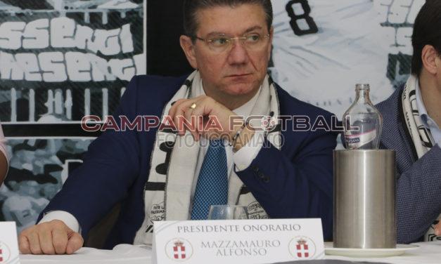 """Savoia, multe e porte chiuse. Mazzamauro: """"È difficile fare calcio a Torre Annunziata"""""""