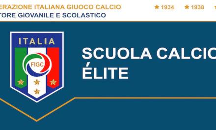 Scuole calcio d'Élite: la Campania è tra le prime 4 Regioni d'Italia