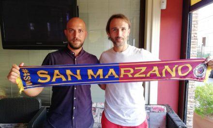 UFFICIALE | Promozione, Per San Marzano: panchina affidata a Sgambati