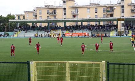 Coppa Italia, Giugliano-San Giorgio 1-2: colpaccio esterno dei granata contro la corazzata gialloblù