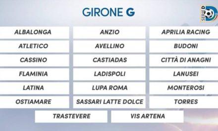 Serie D, Avellino: scopriamo le tue principali rivali nel girone G