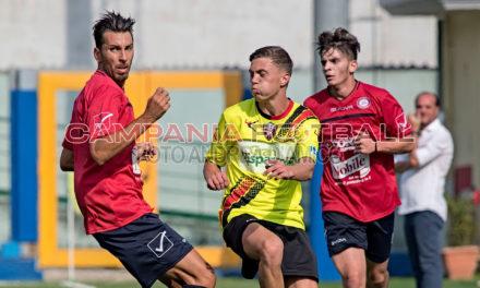 AMICHEVOLI   Castel San Giorgio-Nocerina 1-1: subito a segno Caso, Maio riacciuffa i molossi nel finale