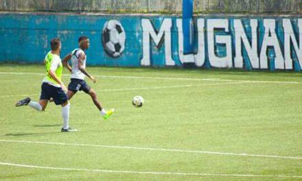 Eccellenza, Amichevole: Afro Napoli United-Equipe Campania 5-1