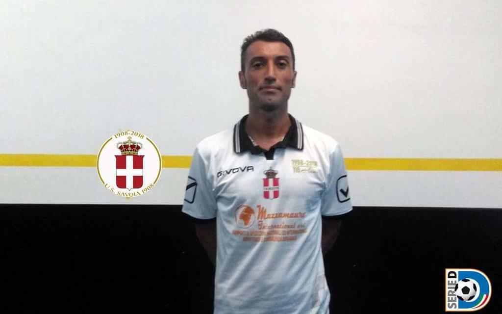 Serie D, Savoia: rimpiazzato Costantino con un centrocampista di grossa esperienza