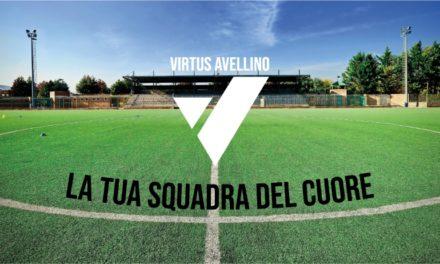 Eccellenza, la Virtus Avellino festeggia i suoi cinque anni presentando il nuovo logo