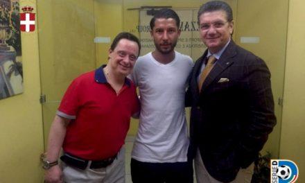 "Serie D   Savoia,Rais:""Il Giraud sarà ancora casa nostra"""