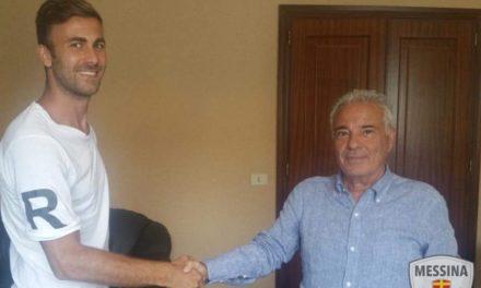 Serie D, l'ACR Messina fa sul serio: preso il difensore Porcaro