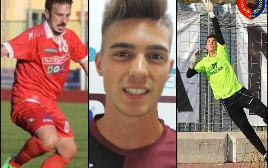 Afragolese, firmano tre calciatori, ecco Pistone, Labriola e Smaldone