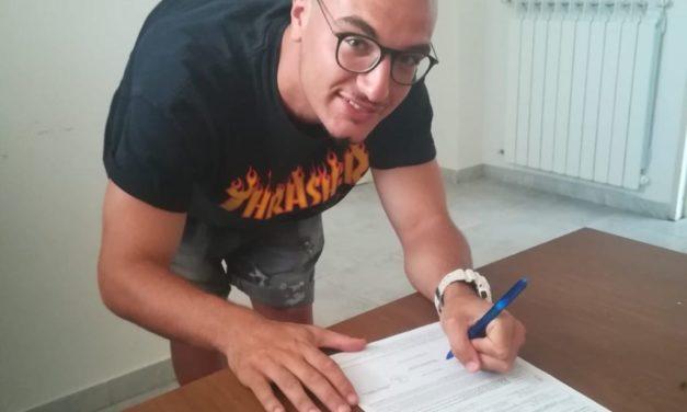 Afragolese, arriva un under dalla Paganese: firma Roberto Rea