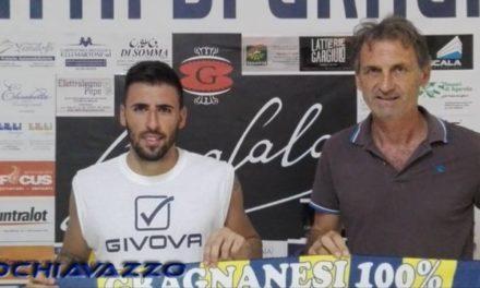 Serie D, Gragnano: dal Pomigliano arriva Chiavazzo