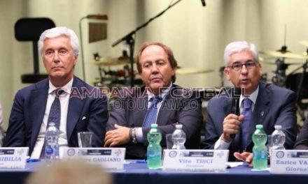 Settore Giovanile e Scolastico, Il Presidente Tisci annuncia l'apertura di due nuovi centri federali