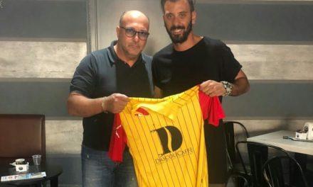 Promozione, l'estroso Arturo Carbonaro approda al Giffoni Sei Casali, con lui anche Alberto La Ragione