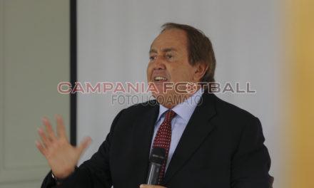 C.R. Campania: fissato l'incontro tra Aia e società
