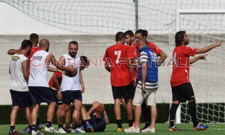 FOTO   Amichevole, Real Poggiomarino-Nocerina 0-3: sfoglia la gallery