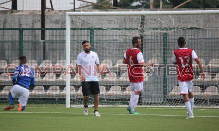 Doppio Monaco Di Monaco, la Frattese impatta 2-2 contro il Portici