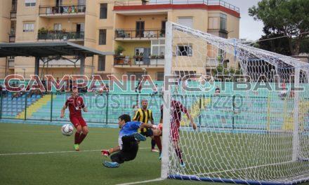 FOTO | Coppa Italia Eccellenza, Giugliano-San Giorgio 1-2: sfoglia la gallery