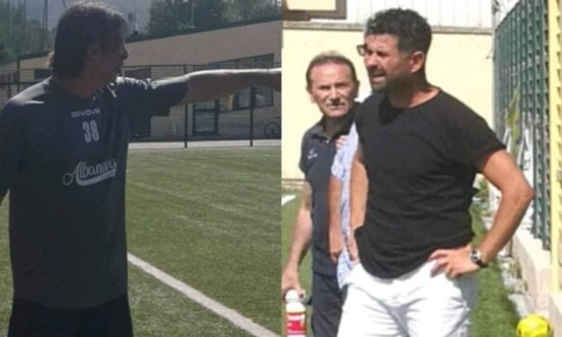Vitulazio-Albanova la sala stampa: Mazziotti e Rosi ai raggi X in attesa della stagione