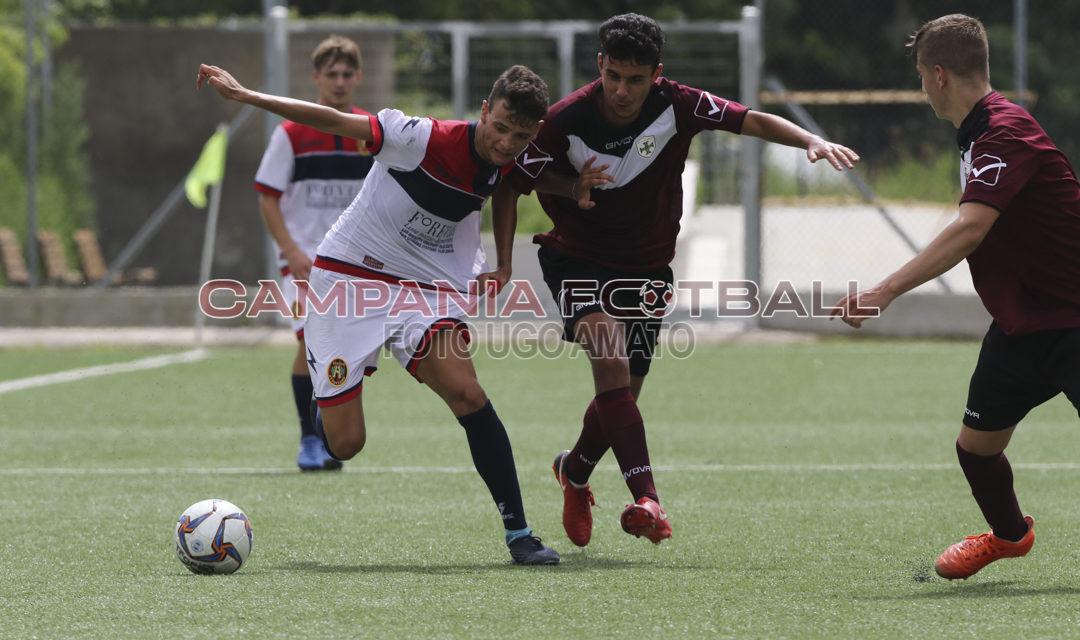 La Real Agro Aversa passa nel finale: Teano steso 2-0