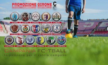 Promozione Girone C 2018\19: ecco le prime 2 giornate