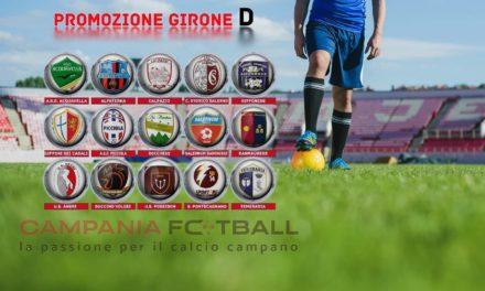 Promozione Girone D 2018\19: ecco le prime 3 giornate