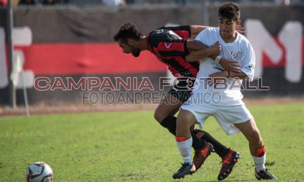 "SERIE D GIRONE I, Nocerina-Locri 1-1: non basta Simonetti, i calabresi strappano un punto al ""San Francesco"""