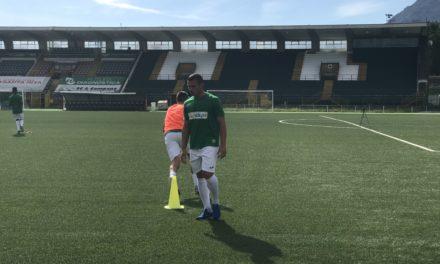 Calcio Avellino, sospiro di sollievo per De Vena